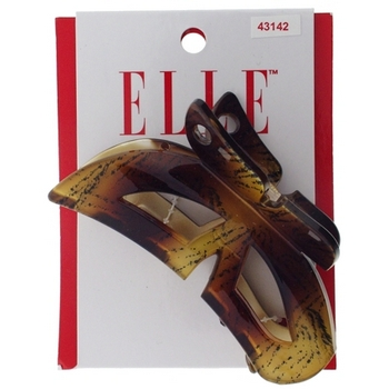 Elle & Elle Girl - Tiger Print Jaw Clip
