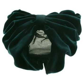 Karen Marie - Snood Collection - Large Velvet Snood - Emerald