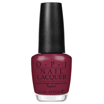 O.P.I. - Nail Lacquer - From A To Z-Urich - Swiss Collection .5 fl oz (15ml)
