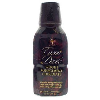 Fruitology - Frut A Vie - Cacao Dark - Weight Management Chocolate - Dietary Supplement 12 oz (360ml)