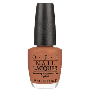 O.P.I. - Nail Lacquer - Ginger Bells! - Holiday Wishes 2009 Collection .5 fl oz (15ml)