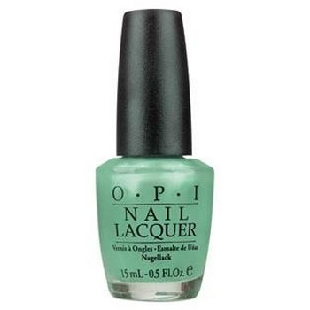 O.P.I. - Nail Lacquer - Go On Green! - Brights Collection .5 fl oz (15ml)