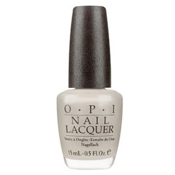 O.P.I. - Nail Lacquer - Gone Platinum In 60 Seconds - Ford Mustang Collection .5 fl oz (15ml)