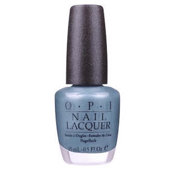 O.P.I. - Nail Lacquer - Greece Just Blue Me Away - Greek Isles Collection .5 fl oz (15ml)