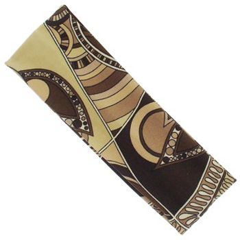 Karen Marie - Mosaic Collage Bandeau - Chocolate (1)