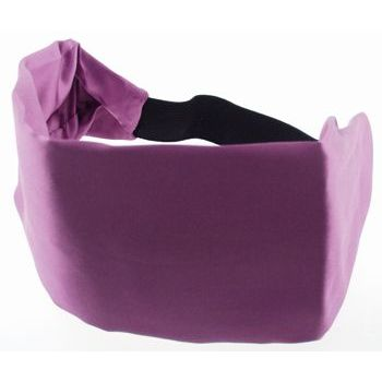HB HairJewels - Lucy Collection - Satin Inspired Headwrap - Mauve