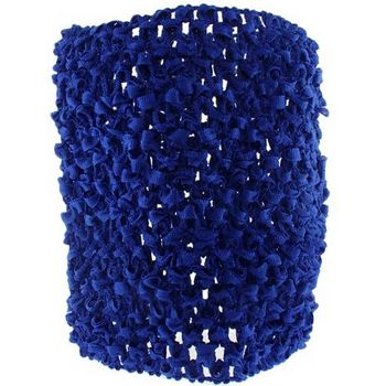 HB HairJewels - Lucy Collection - XWide - OpenWeave Headband - Royal Blue (1)