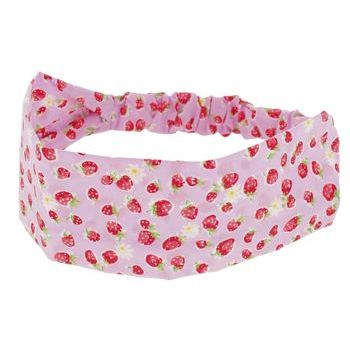 HB HairJewels - Lucy Collection - Strawberry Patch Bandeau - Lavender (1)