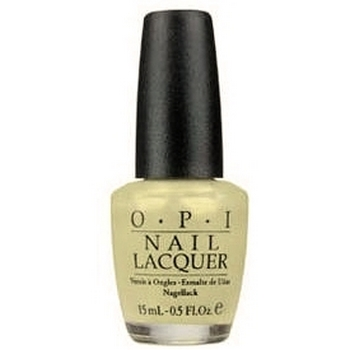 O.P.I. - Nail Lacquer - Heart Of Gold - Red Like Roses Collection .5 fl oz (15ml)