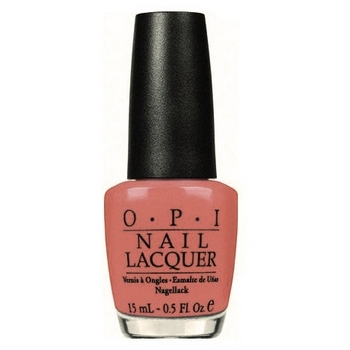O.P.I. - Nail Lacquer - Hot & Spicy - Hong Kong Collection .5 fl oz (15ml)