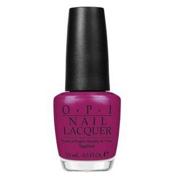 O.P.I. - Nail Lacquer - Houston We Have A Purple - Texas Collection .5 fl oz (15ml)