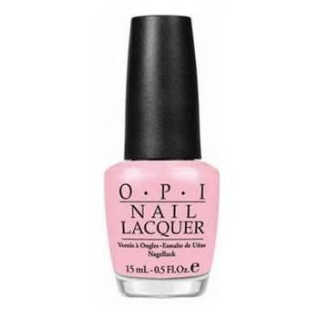 O.P.I. - Nail Lacquer - Isn't That Precious? - Pink Softshades Collection .5 fl oz (15ml)