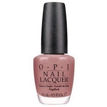 O.P.I. - Nail Lacquer - Java Mauve-A - South Seas Collection .5 fl oz (15ml)