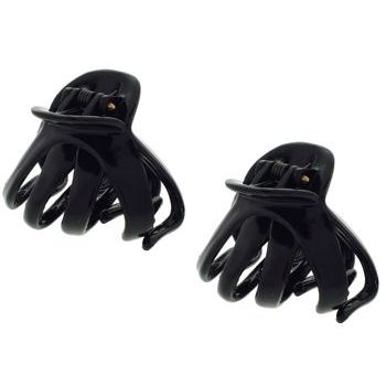 Karina - Octopus Clips Mini - Black