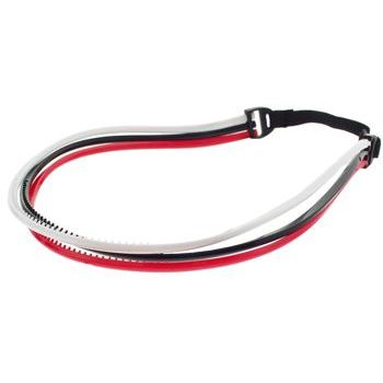 Karina - Fashion Mix - Mix It Headband - Black/White/Red