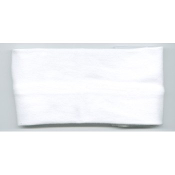Karina - Cotton/Lycra Headwrap - White (1) - All Sales Final