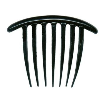 Karina - French Twist Comb - Black