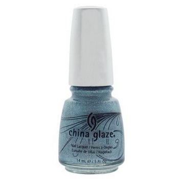 China Glaze - Nail Lacquer - Kaleidoscope Him Out - Kaleidoscope Collection .5 fl oz (14ml)