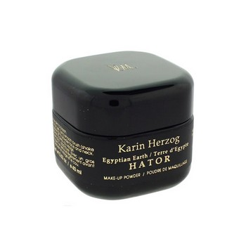 Karin Herzog - Egyptian Earth Hator Make-Up Facial Powder - .63 oz (40ml)