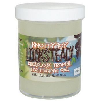Knotty Boy - LockSteady - Deadlock Tropical Tightening Gel - 8 oz