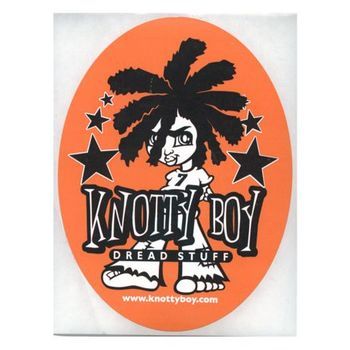Knotty Boy - Knotty Boy Sticker