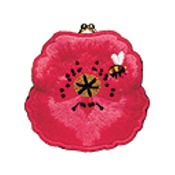 LuLu Guinness - Poppy Coin Purse(1)