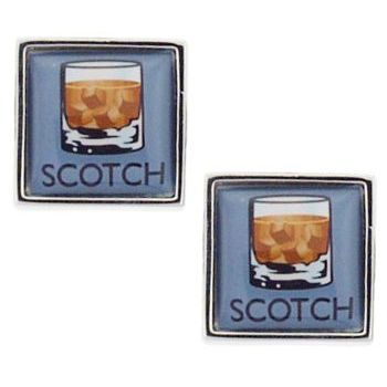 Michael Thornton - Cuff Links - Scotch