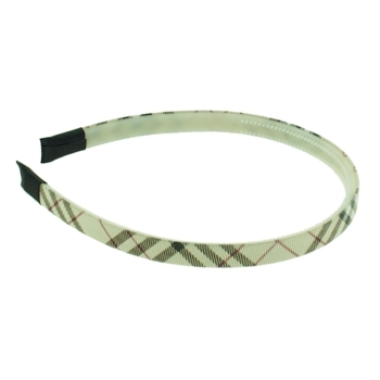 HB HairJewels - Lucy Collection - Skinny Prep Headband - Mint (1)