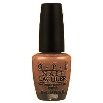 O.P.I. - Nail Lacquer - OPI & Apple Pie - World Collection .5 fl oz (15ml)