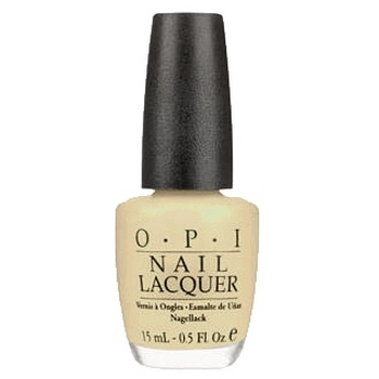 O.P.I. - Nail Lacquer - Our Song - Sheer Romance 2000 Collection .5 fl oz (15ml)
