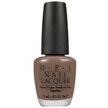 O.P.I. - Nail Lacquer - Over The Taupe - Bright Pair Collection .5 fl oz (15ml)