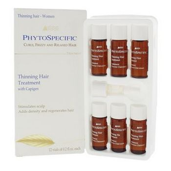 PhytoSpecific - Thinning Hair Treatment - 12 vials