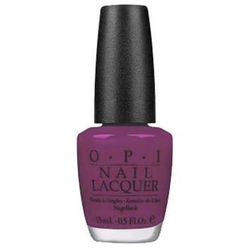 O.P.I. - Nail Lacquer - Pamplona Purple - Espana Collection .5 fl oz (15ml)