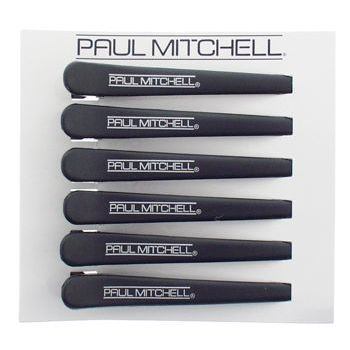 Paul Mitchell - Professional Sectioning Clips (Set of 6)