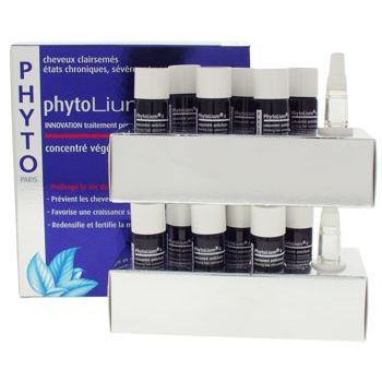 Phyto - PhytoLium 4 - Thinning Hair Treatment - 12 Vials