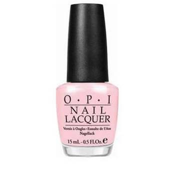 O.P.I. - Nail Lacquer - Pink A Doodle - Pink Softshades Collection .5 fl oz (15ml)
