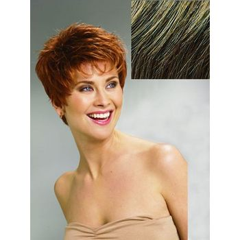 HAIRUWEAR - Raquel Welch - Power Wig -  Glazed Mocha R11S (1)