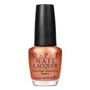 O.P.I. - Nail Lacquer - Pros & Bronze - Serena Grand Slam Collection .5 fl oz (15ml)