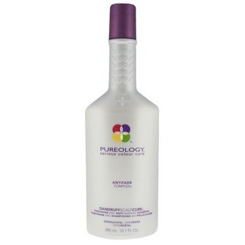 Pureology - AntiFade - Dandruff Scalp Cure - Anti Dandruff Hair Shampoo 10.1 fl oz (300 mL)