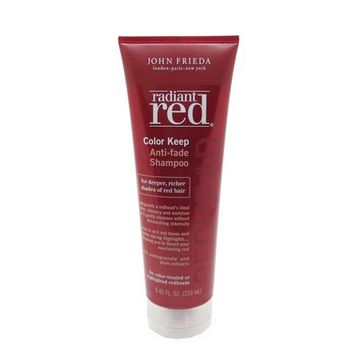 John Frieda - Radiant Red - Color Keep Anti-Fade Shampoo - Deeper, Richer Shades of Red - 8.45 fl. oz.