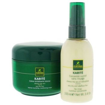 Rene Furterer - Karite - Nourishing and Revitalizing Kit
