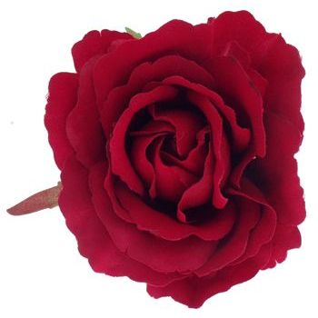 Karen Marie - Le Fleur Collection - American Beauty Rose - Classic Red  (1)
