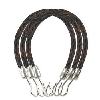 Bungee Bands - Bungee Bands - Two Tone Wave Black/Brown