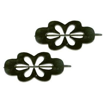 Smoothies - Bloom Bob Pins - Black