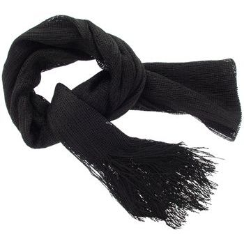 SOHO BEAT - Fashionista Scarves -  Glitter Infusion - Jet Black