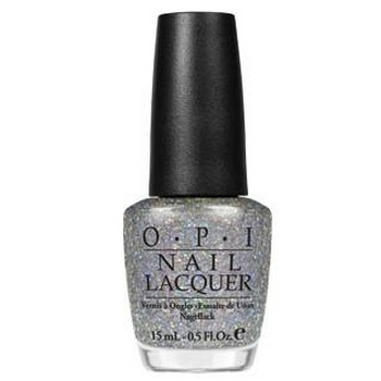 O.P.I. - Nail Lacquer - Servin' Up Sparkle - Serena Grand Slam Collection .5 fl oz (15ml)