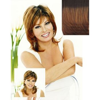 HAIRUWEAR - Raquel Welch - Siren Wig - Glazed Fire SS28 (1)