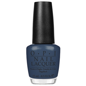 O.P.I. - Nail Lacquer - Ski Teal We Drop - Swiss Collection .5 fl oz (15ml)