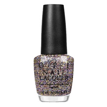 O.P.I. - Nail Lacquer - Sparkle-icious - Burlesque Collection .5 fl oz (15ml)