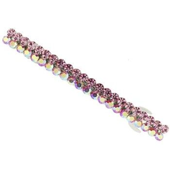 Karen Marie - Two Tone Crystal Long & Skinny - Rose (1)